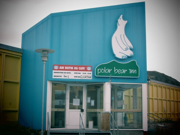 Polar Bear Inn store and cafe