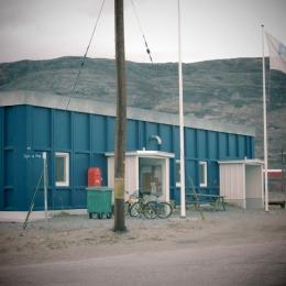 Kangerlussuaq Service Center (city hall)