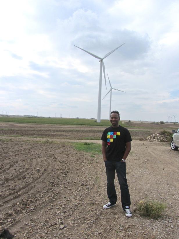 Smokey Hills Wind Farm (Kansas)