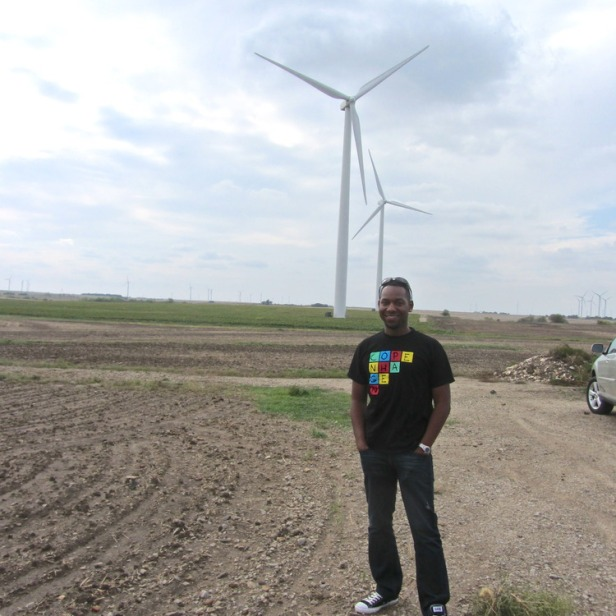Smokey Hills Wind Farm (Kansas)