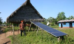 Peru Solar Panels