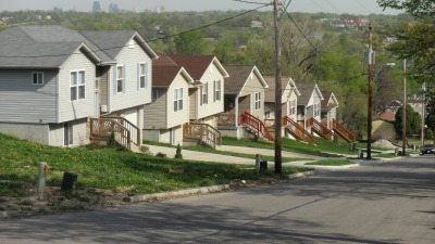 Newer housing